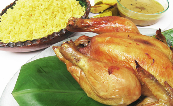 Bugis Chicken