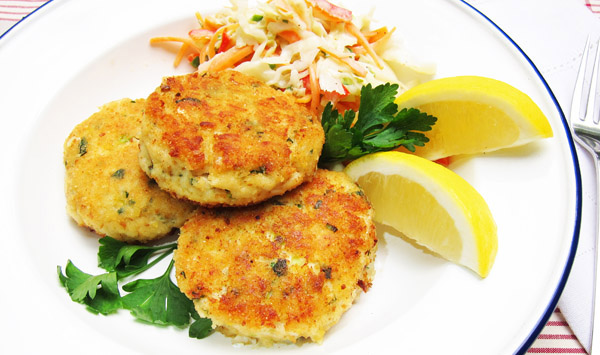 Maryland Crab Cakes | at my Kitchen Table