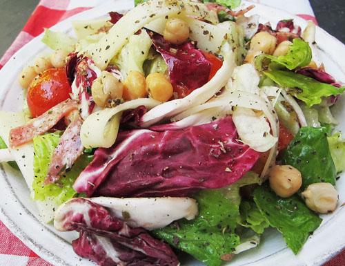 Antiposti Salad