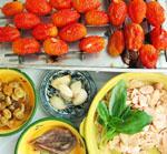 ingredients; Pesto alla Siciliana