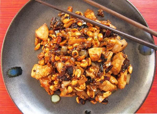 Gong Bao Chicken