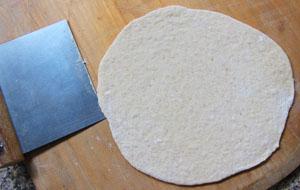 Pita making