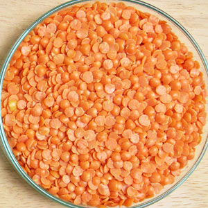 Split Red Lentils (Masoor Dhal)