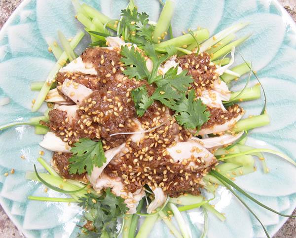 Bang Bang Chicken Salad