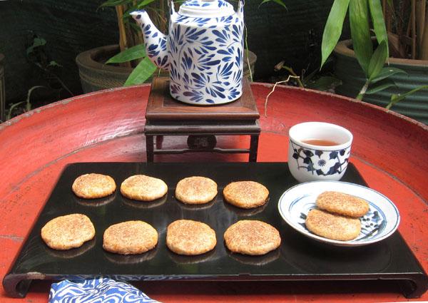 Saigon Cinnamon Sables