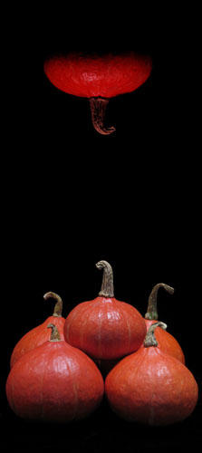 Pumpkins: Peter Thomson