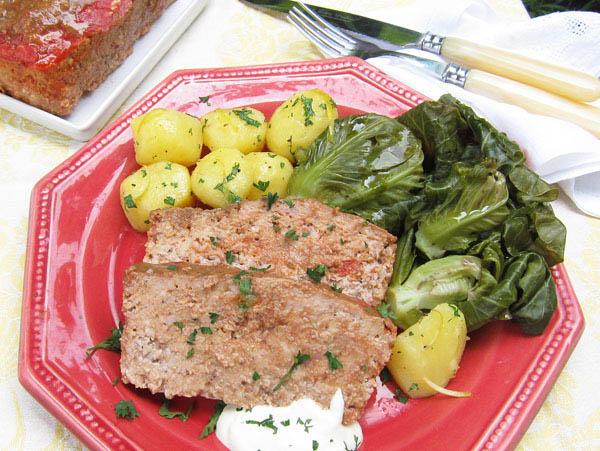 Ham Loaf Supper