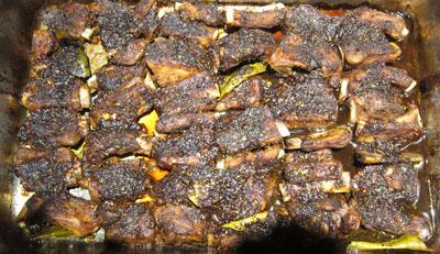 hai Tamarind Baby Back Pork Ribs