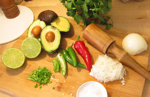 IGuacamole ingredients