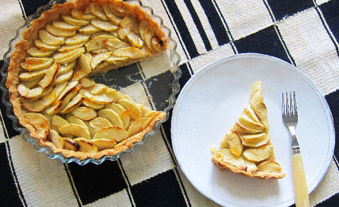 rench Apple Tart